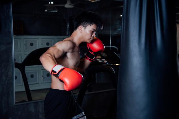 perte de poids rapide en séchant pour une compétition