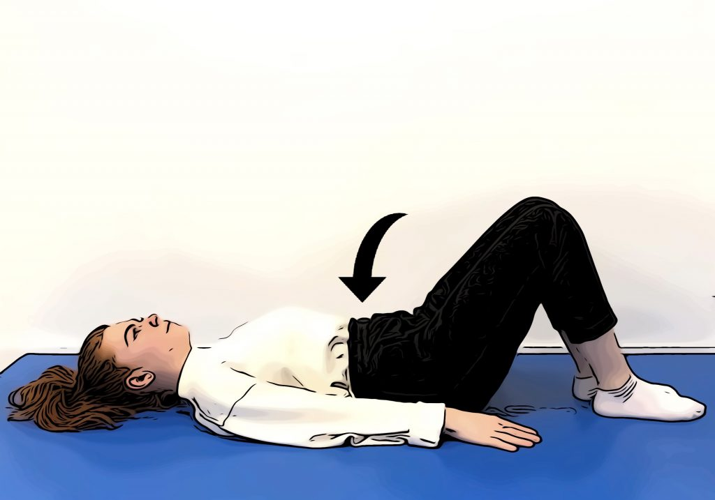 exercices stretching abdominaux