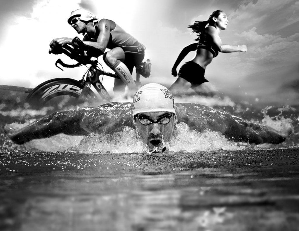 Entraînement croisé : vélo, running et natation