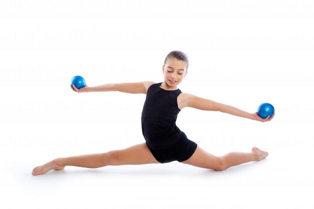 balles lestées ou mini ball pour Pilates