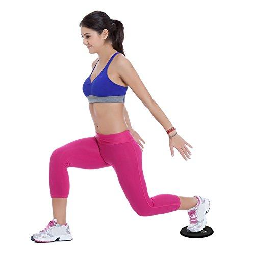 Gliding discs pour Pilates Mat