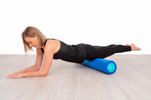 Rouleau de massage pour Pilates