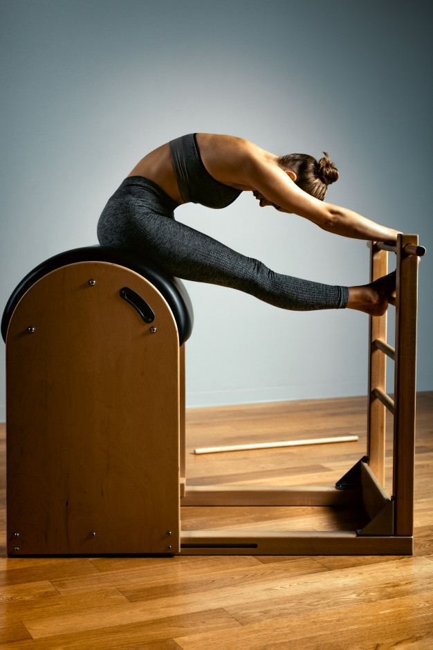 machines de pilates studio