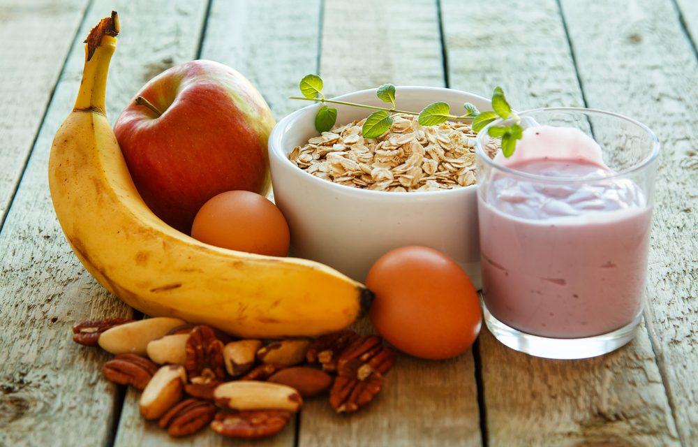 des aliments afin d'optimiser votre récupération nutritionnelle en course à pied