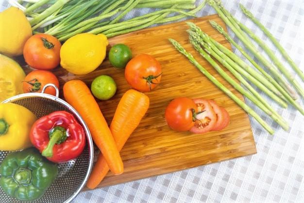 des fruits et des légumes colorés au cœur de votre nutrition running