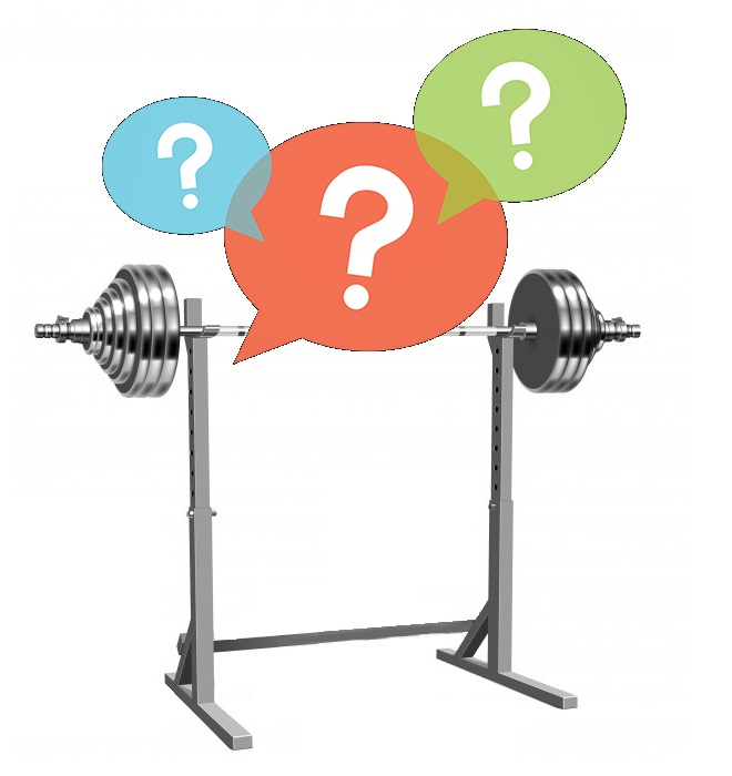 comment remplacer un rack en musculation ?