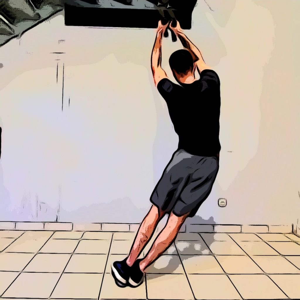 TRX hip dip : flexion latérale