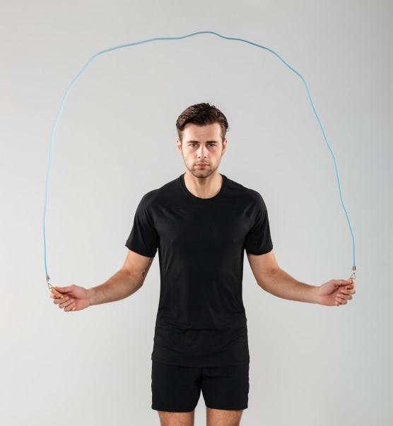 corde à sauter au service de votre préparation physique