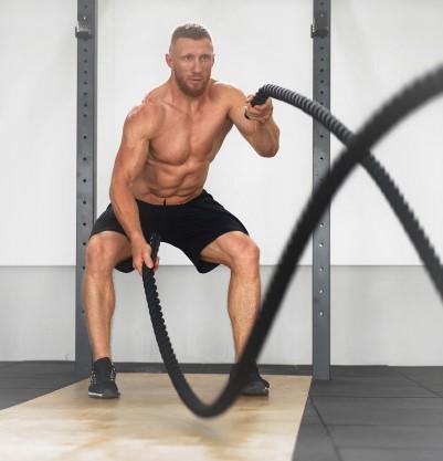 rope training : développer votre explosivité musculaire avec un préparation physique spécifique