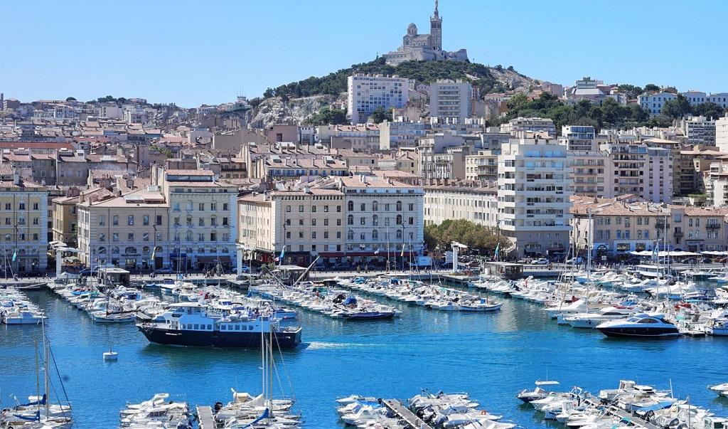 Sport à Marseille notre dame de la garde