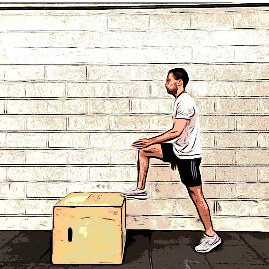 Box toe taps : fin du mouvement