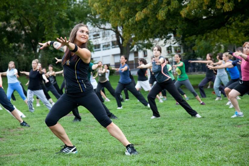 Faire du sport à Strasbourg Pilates