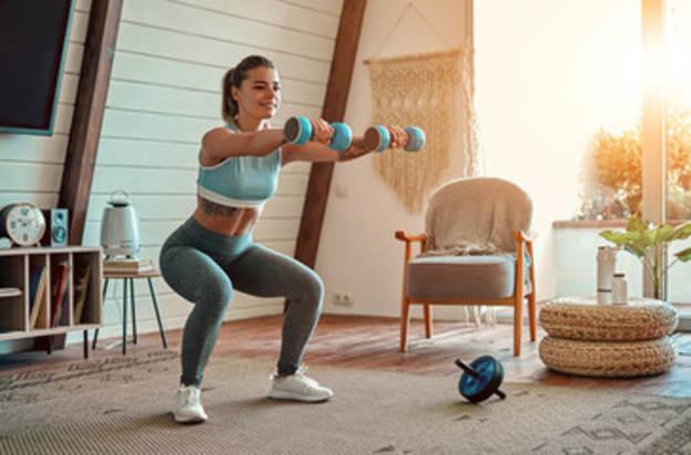 Fitness à la maison