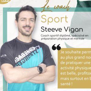 Coach sportif Steeve