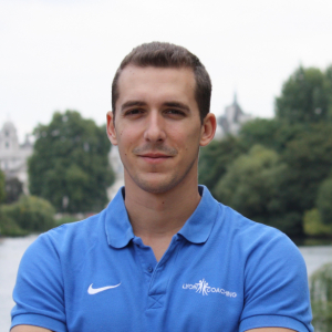 Coach sportif Cédric
