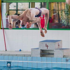 Maître nageur à Berck