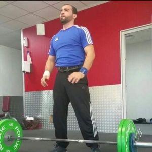 Coach sportif Khaled