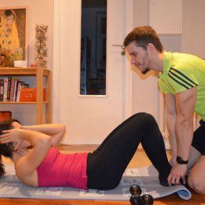 Coach fitness sur Caen
