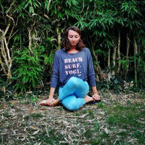 Yoga sur Biscarrosse