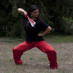 Enseignante en Tai Chi Qi Gong Bordeaux