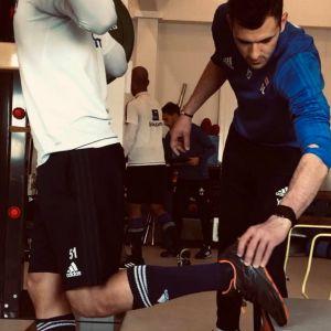 Préparateur physique Football Lyon
