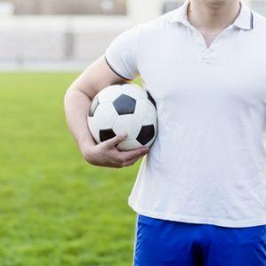 Entraîneur de football à Courbevoie