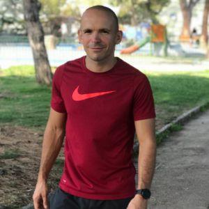 Coach sportif Edouard