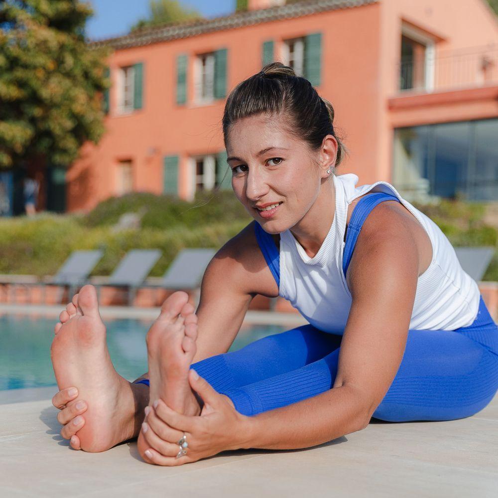 Coach sportif Marie