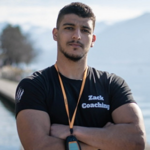 Coach sportif Zackaria