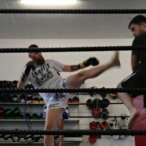 Boxe thai à Bonneville