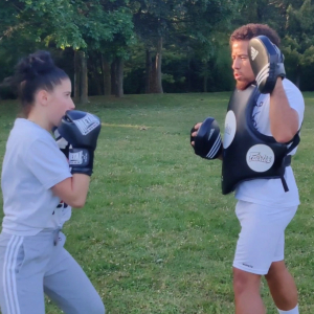 Boxe   à    Pontoise