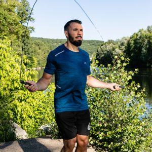 Renforcement musculaire aux Ponts de Cé